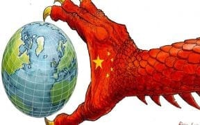 is china looking for a war