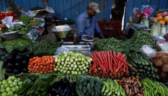 Rise in retail inflation