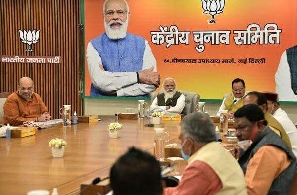 BJP-RSS