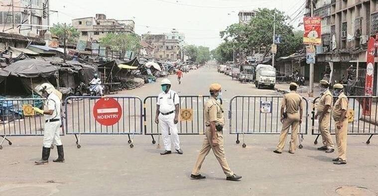 Lockdown in Bengal