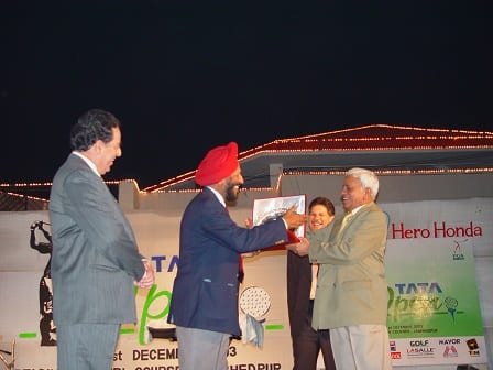 Milkha Singh Tata Jamshedpur connection