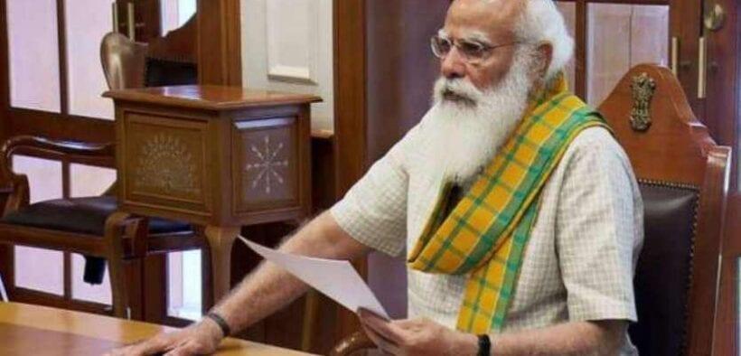 PM Modi convenes high level meeting