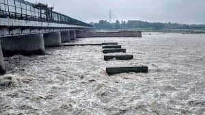 yamuna river water