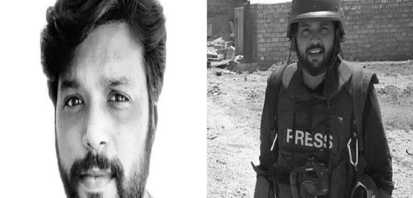 Indian journalist Danish Siddiqui killed in Afghanistan